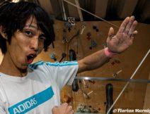 Sachi AMMA gewinnt den Gesamtweltcup im Lead 2012!