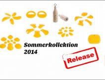 Release – Sommerkollektion 2014
