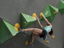 WATAAAH! at the Boulder World Championships in Munich 2014